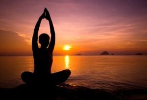 Yoga significa unión, uncir, asociar. La unión del alma individual con el Espíritu Universal es Yoga. Esta noción es, sin embargo demasiado abstracta para ser entendida fácilmente, así que para nuestro nivel de comprensión suelo decir que Yoga es la unión del cuerpo con la mente y de la mente con el alma.