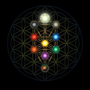 El Árbol de Vida es en realidad una especie de sistema-archivo universal, sobre el que pueden hilarse, no solo los datos adquiridos por los sentidos en el mundo físico, sino, los obtenidos por distintos métodos en los mundos interiores, es decir en el mundo subjetivo como en el objetivo.