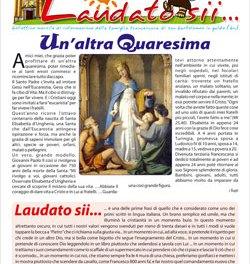 Arriva il giornalino della Famiglia Francescana
