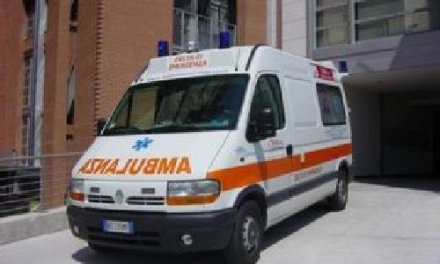 Ambulanza a San Bartolomeo in Galdo: avviata dall'Asl la procedura per l'acquisto