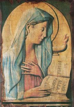 la Virgo Fidelis