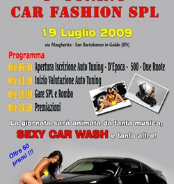 I° Tuning Car Fashion