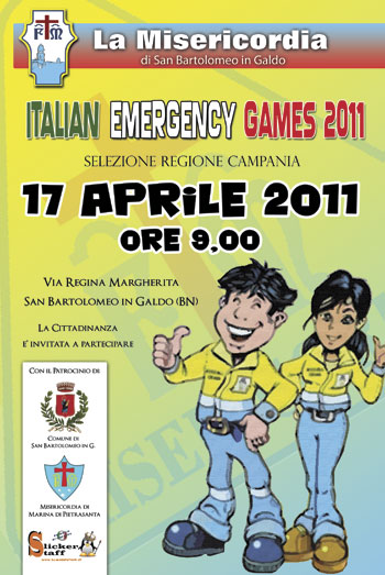 Italian Emergency Games 2011