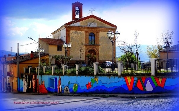 """Chiesa Maria SS.del Carmine (""""a Don Ciccio"""")"""