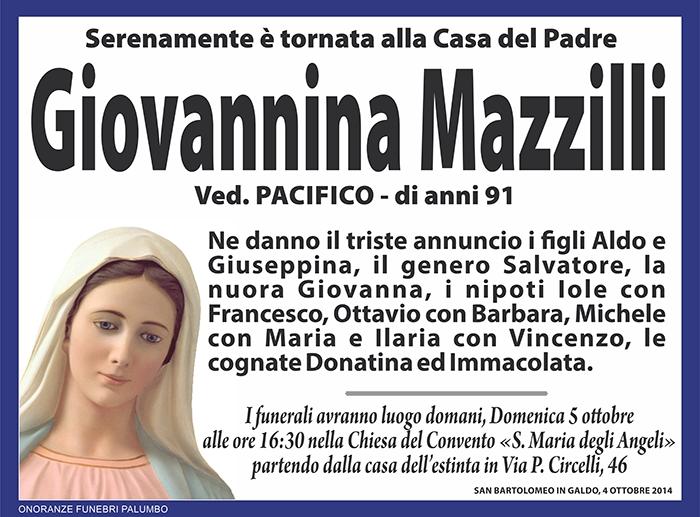 Giovannina Mazzilli