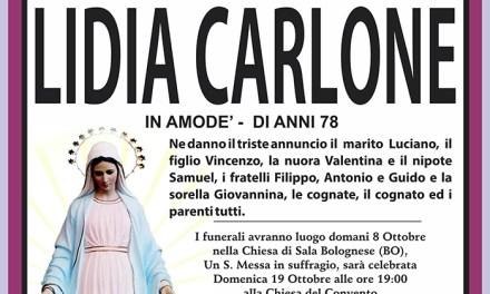 Lidia Carlone