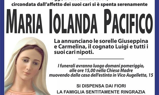 Maria Iolanda Pacifico