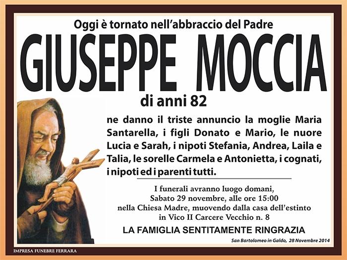Giuseppe Moccia