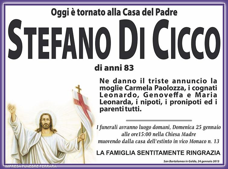 Stefano Di Cicco