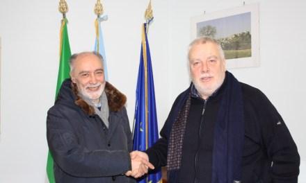 Presidente della Provincia incontra il Sindaco di San Bartolomeo in Galdo