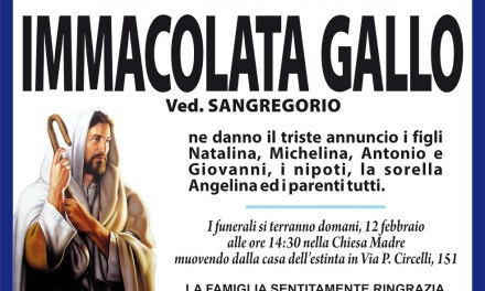 Immacolata Gallo
