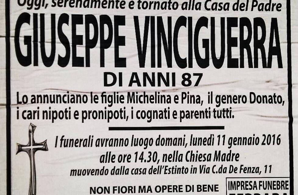 Giuseppe Vinciguerra