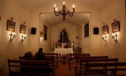 La chiesetta di Sant'Antonio Abate e festa di Sant'Antuon