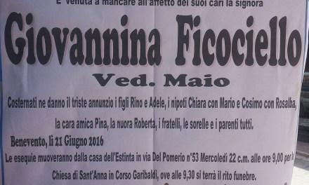 Giovannina Ficociello