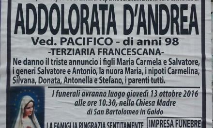 Addolorata D'Andrea