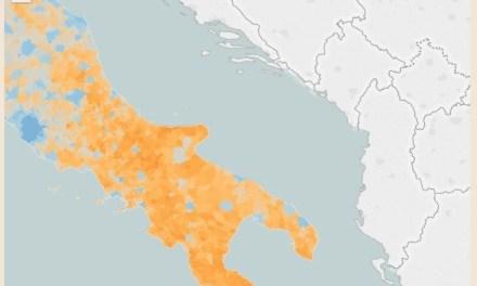 Il Fortore ha i redditi più bassi d'Italia