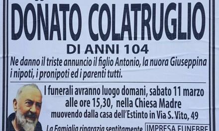 Donato Colatruglio