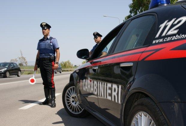 Alto Impatto, controlli dei Carabinieri: denunce e fogli di via