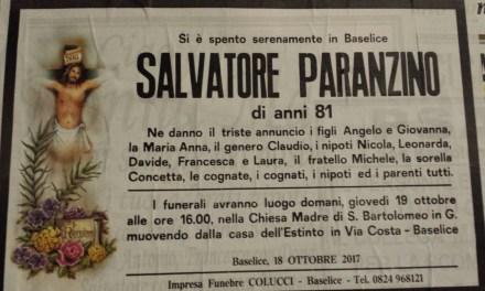 Salvatore Paranzino