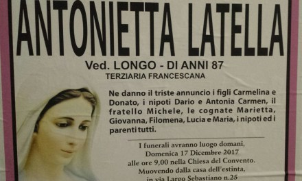 Antonietta Latella