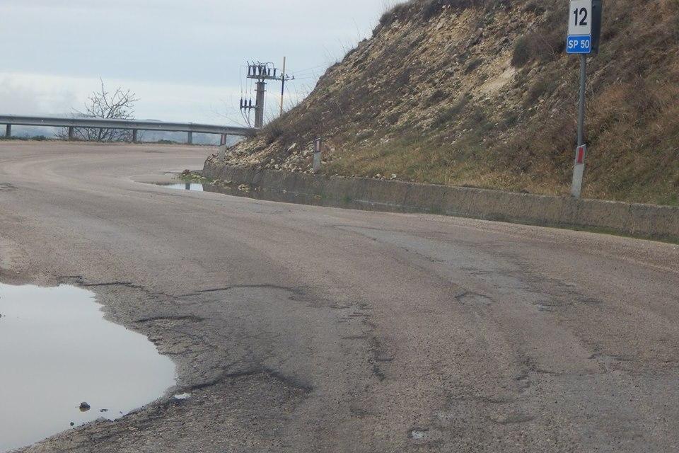 Provincia, appaltati 3 milioni di euro per le strade dissestate del Fortore