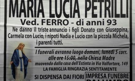 Maria Lucia Petrilli