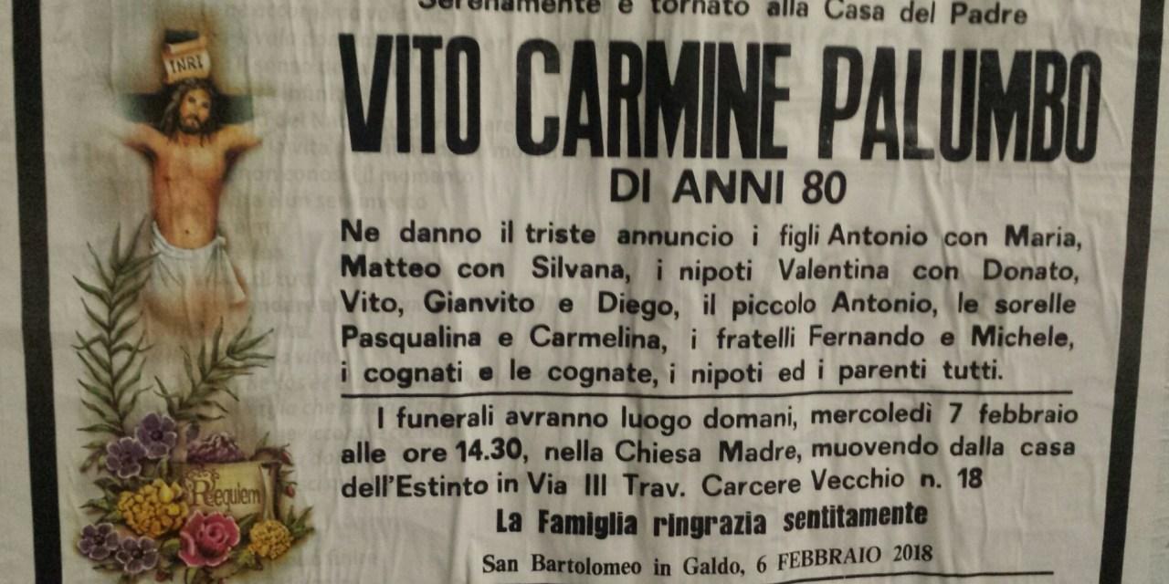Vito Carmine Palumbo