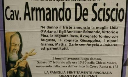 Armando De Sciscio