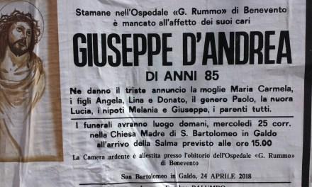 Giuseppe D'Andrea