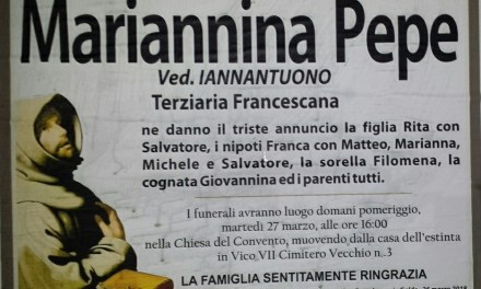 Mariannina Pepe