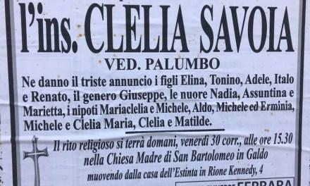 Clelia Savoia