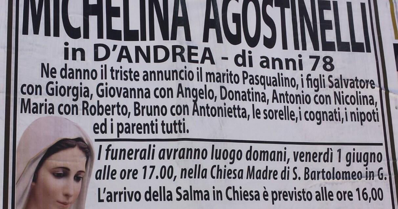 Michelina Agostinelli