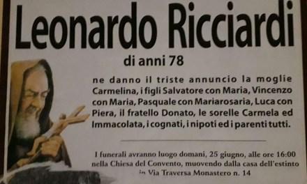 Leonardo Ricciardi