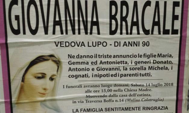 Giovanna Bracale