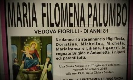 Maria Filomena Palumbo