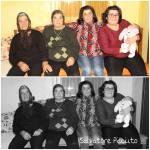 Cinque generazioni in rosa