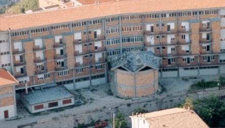 Aprirà l'ospedale di San Bartolomeo?