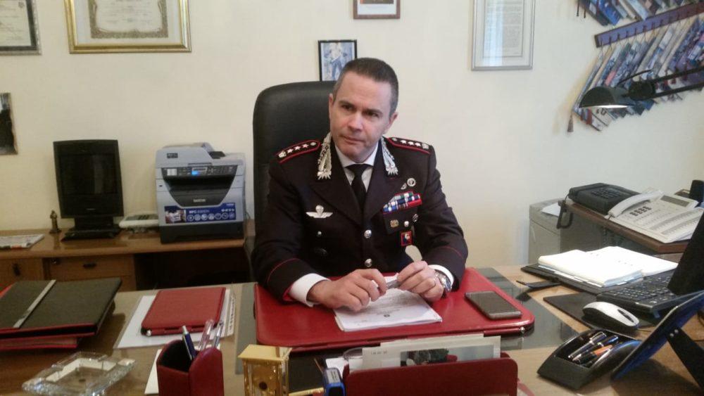 Buon lavoro Colonello Aquilio