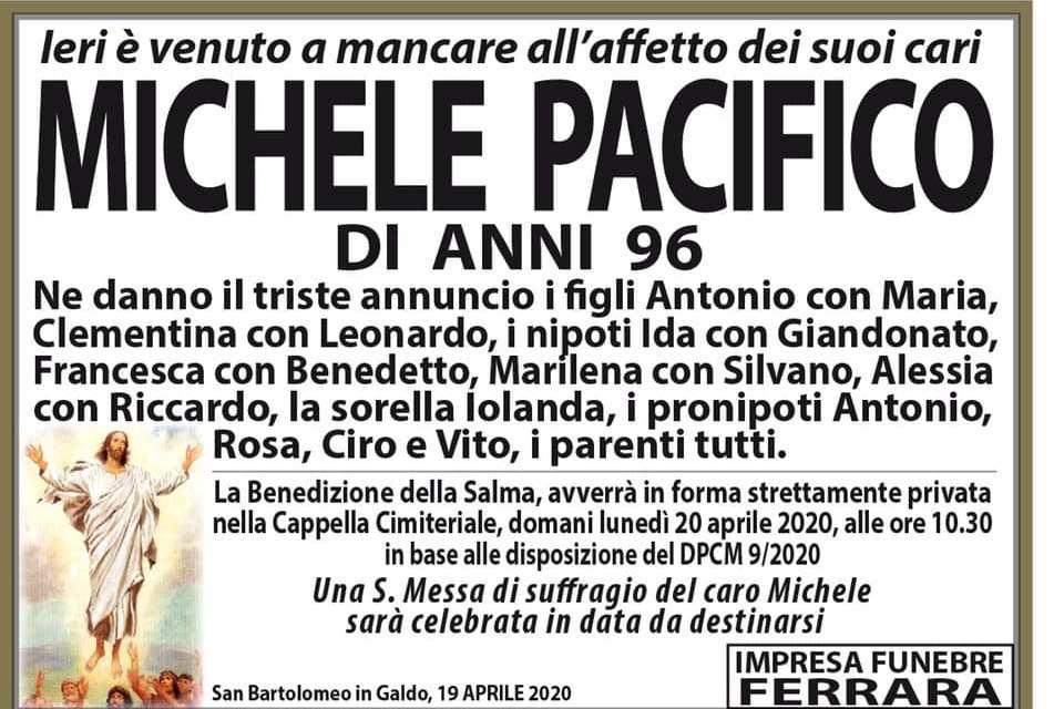 Michele Pacifico