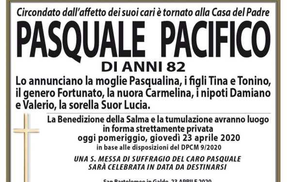 Pasquale Pacifico