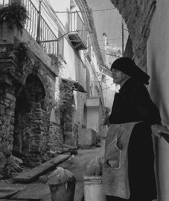 San Bartolomeo mezzo secolo fa