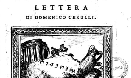 ZIBALDONE SULLA PERLA DEL FORTORE                                                         Omaggio a San Bartolomeo in Galdo  Parte sesta