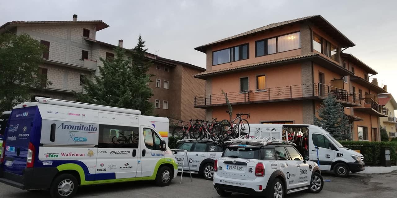 Il Giro Rosa 2020 a San Bartolomeo in Galdo