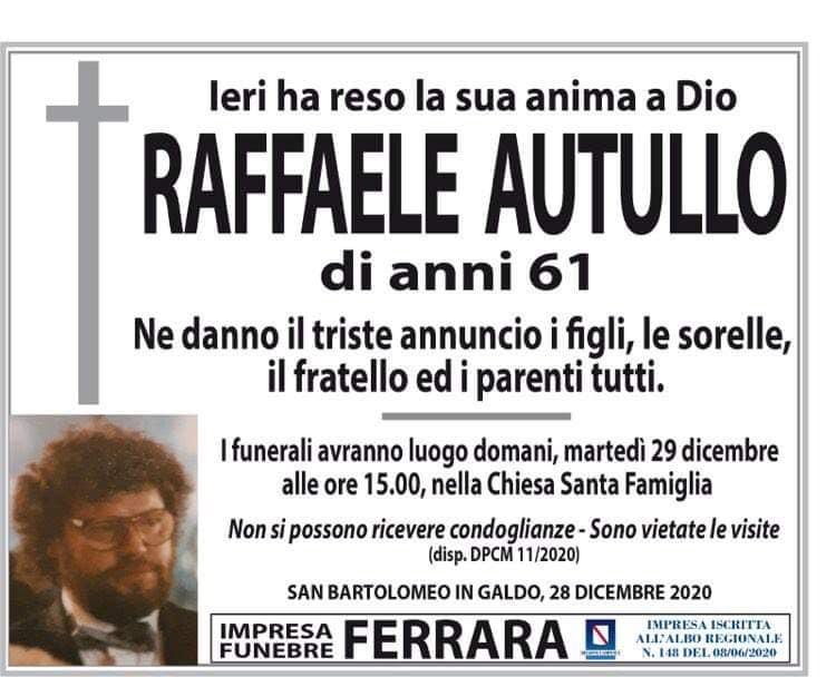 Raffaele Autullo