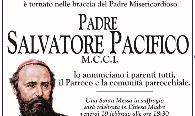 Padre Salvatore Pacifico