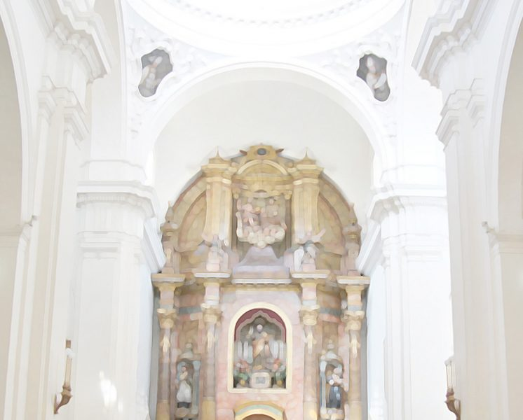 altar parroquia san bartolome
