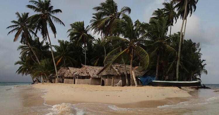hostels San Blas Panama