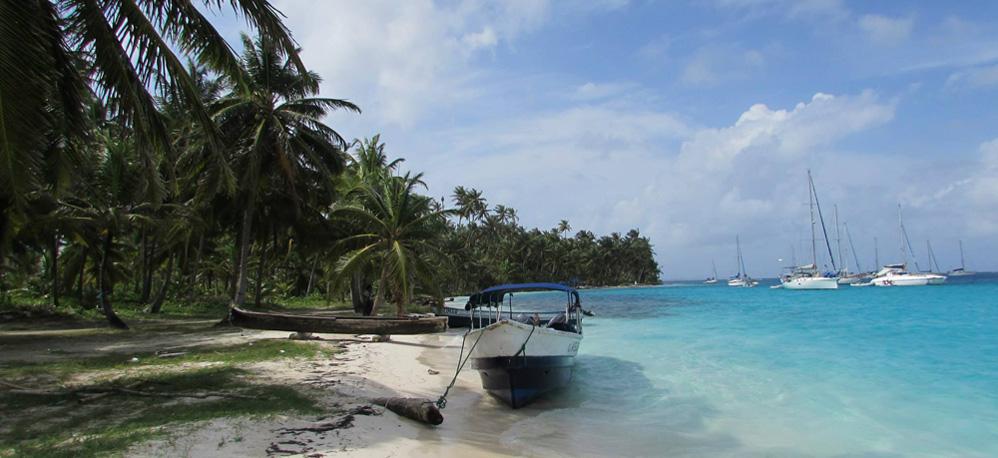 San Blas Islands water