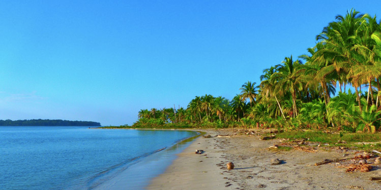 Bocas del Toro beaches