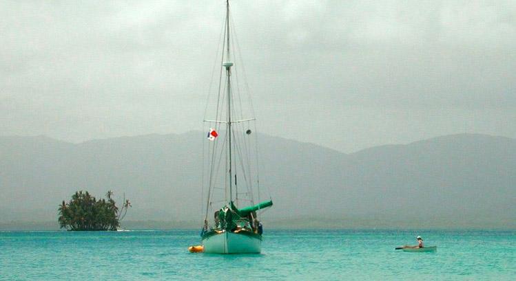 honeymoon destination San Blas Islands